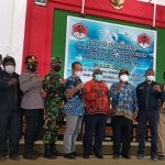 Papua Police Holds Cross-Sectoral Coordination Meeting
