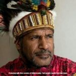 West Papua Benny Wenda Halusinasi